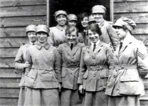 A group of the Women's Legion Auxiliary