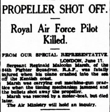Chelmsford Chronicle - Friday 24th June 1938.