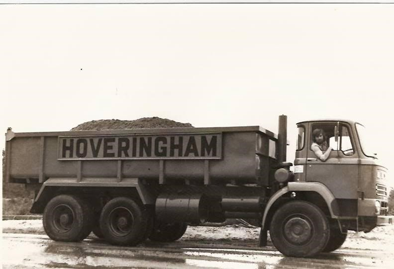 East London Quarry Lorry