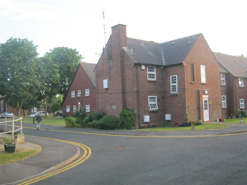Former Married Quarters