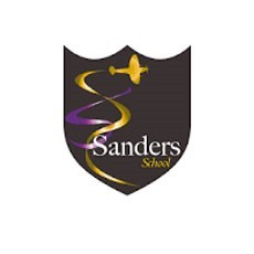Sanders Draper school badge (new)